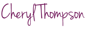 Cheryl Thompson signature