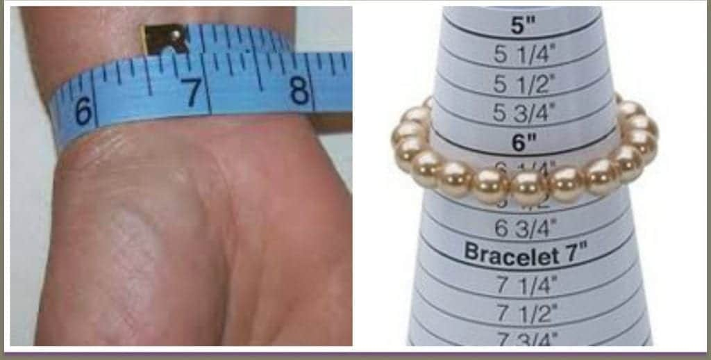 how to find your bracelet size