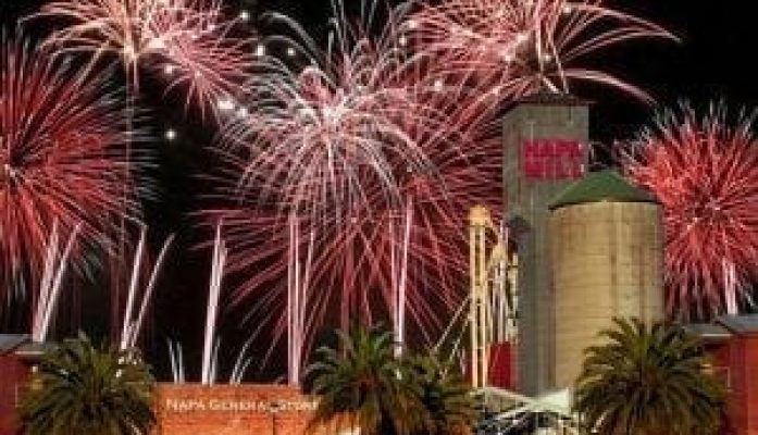 Napa, CA – Sparkles of Jewelry for 4th of July
