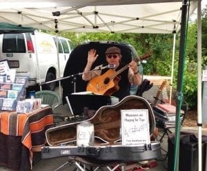 wine country music, music in Napa Valley