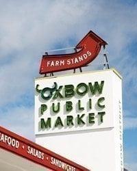 Oxbow Public Market Napa, CA