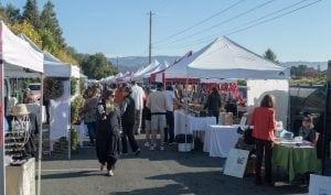 St Helena Farmer's Market