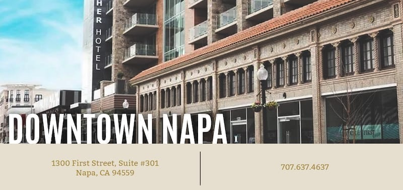 Maker's Market 1st Street Napa CA