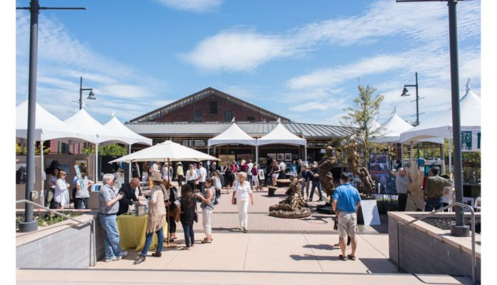 Art, Sip and Stroll Yountville