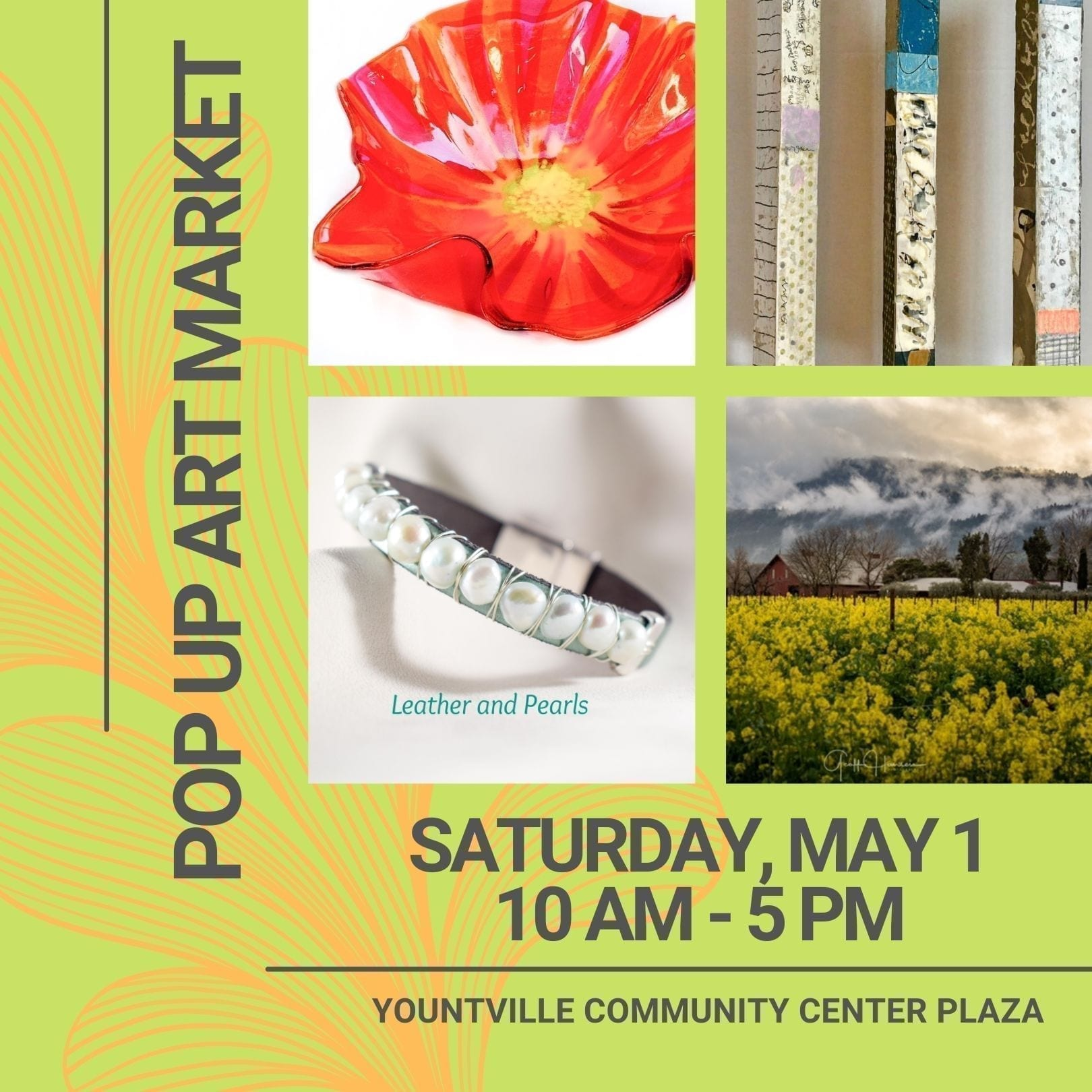 Mother's Day Pop Up Market - Visit JOTV